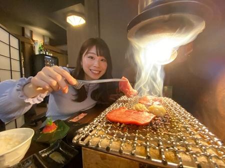 一人焼肉の写真