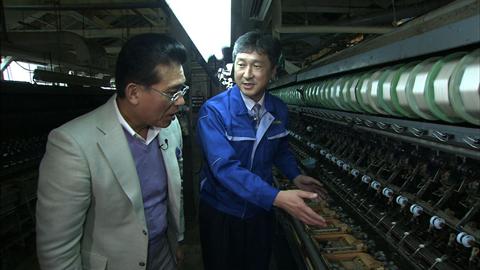 洋装シルク/鶴岡織物工業協同組合