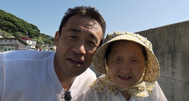 石田さん、素敵なおばあちゃん